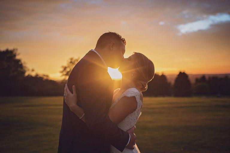 wedding photography sunset cazenovia new york syracuse new york photographer